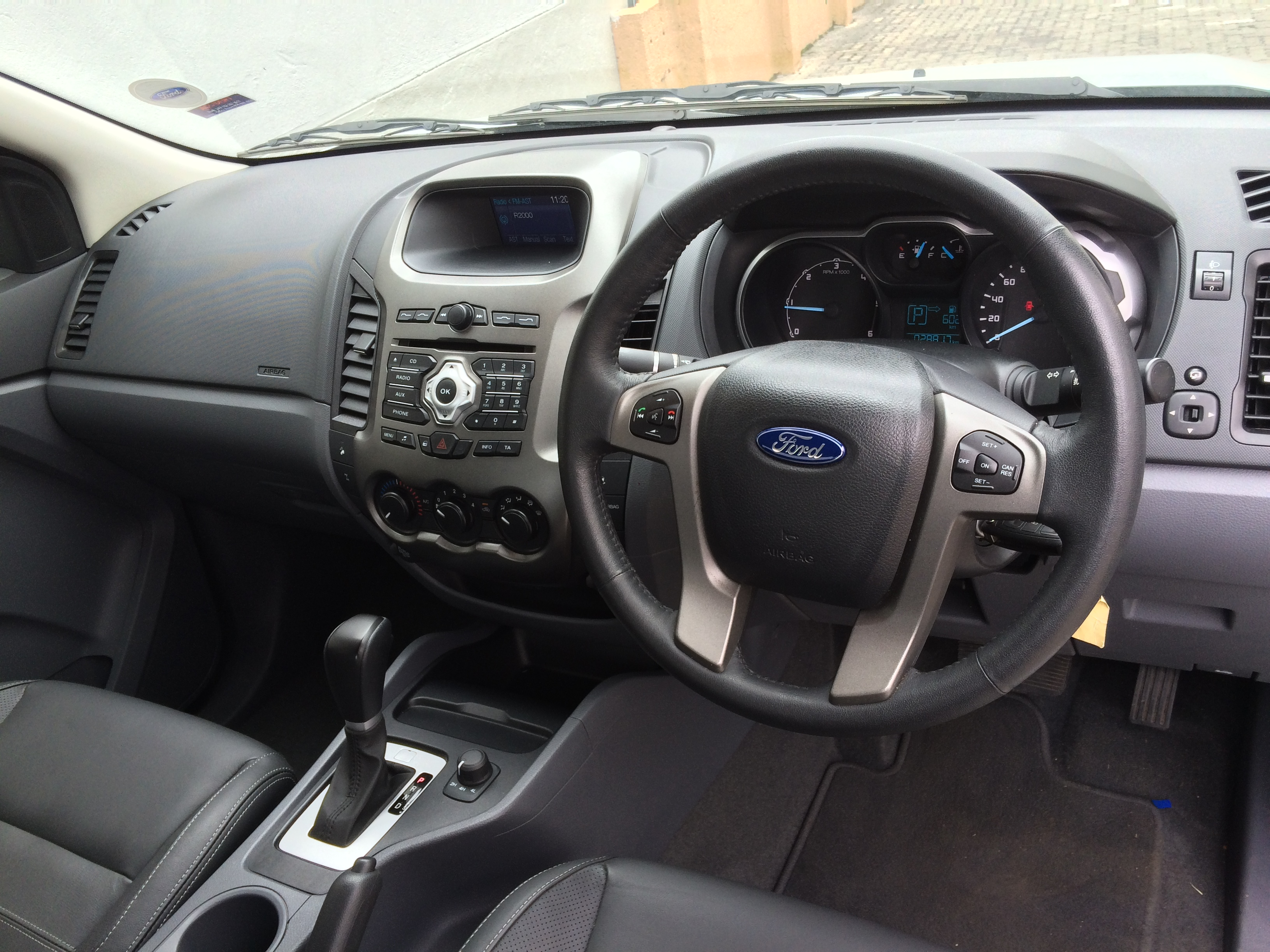 Image Result For Ford Transit Double Cab