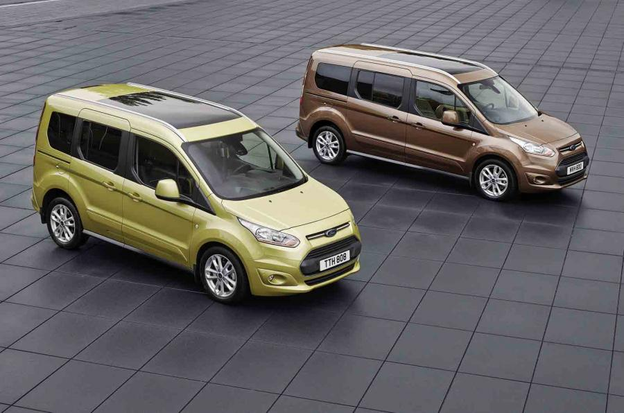 Ford S New Transit Connect Tourneo Connect Ford Nelspruit