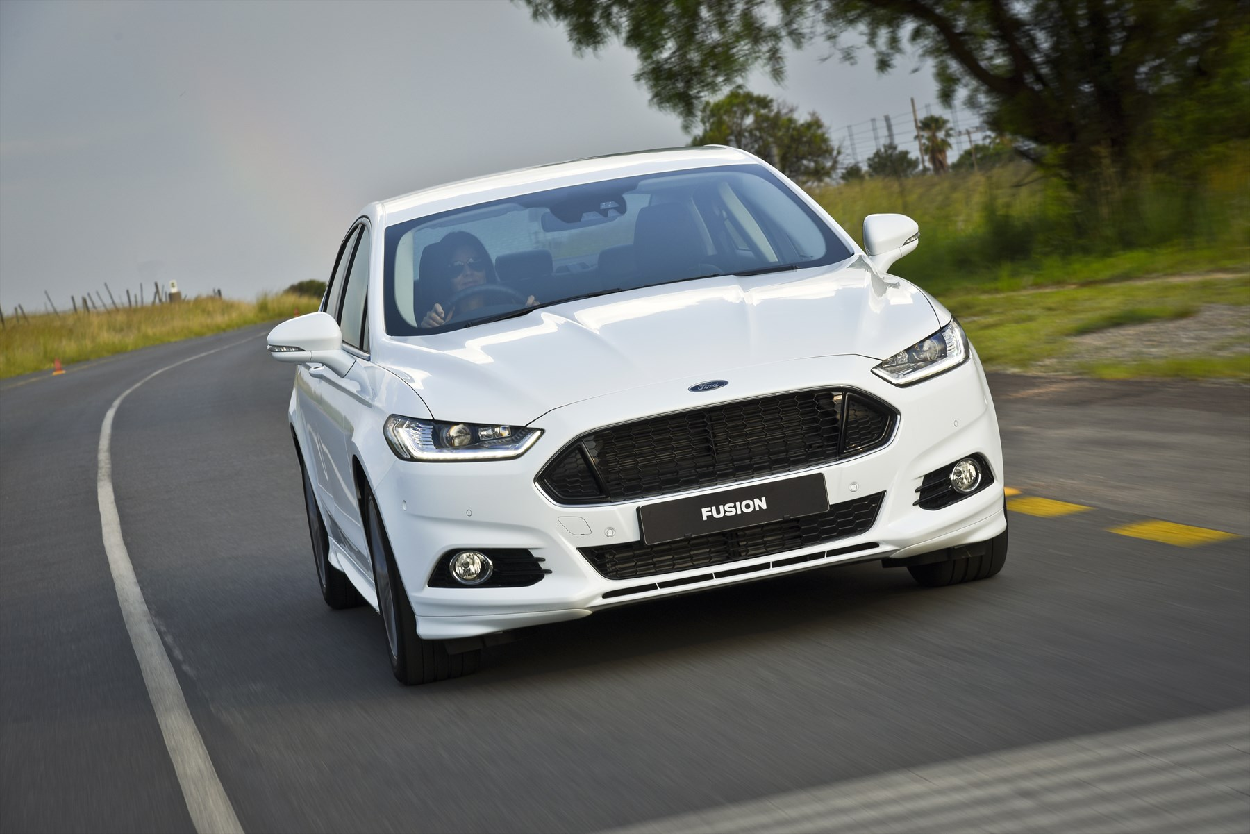 driven ford fusion 2 0 ecoboost titanium ford nelspruit. Black Bedroom Furniture Sets. Home Design Ideas