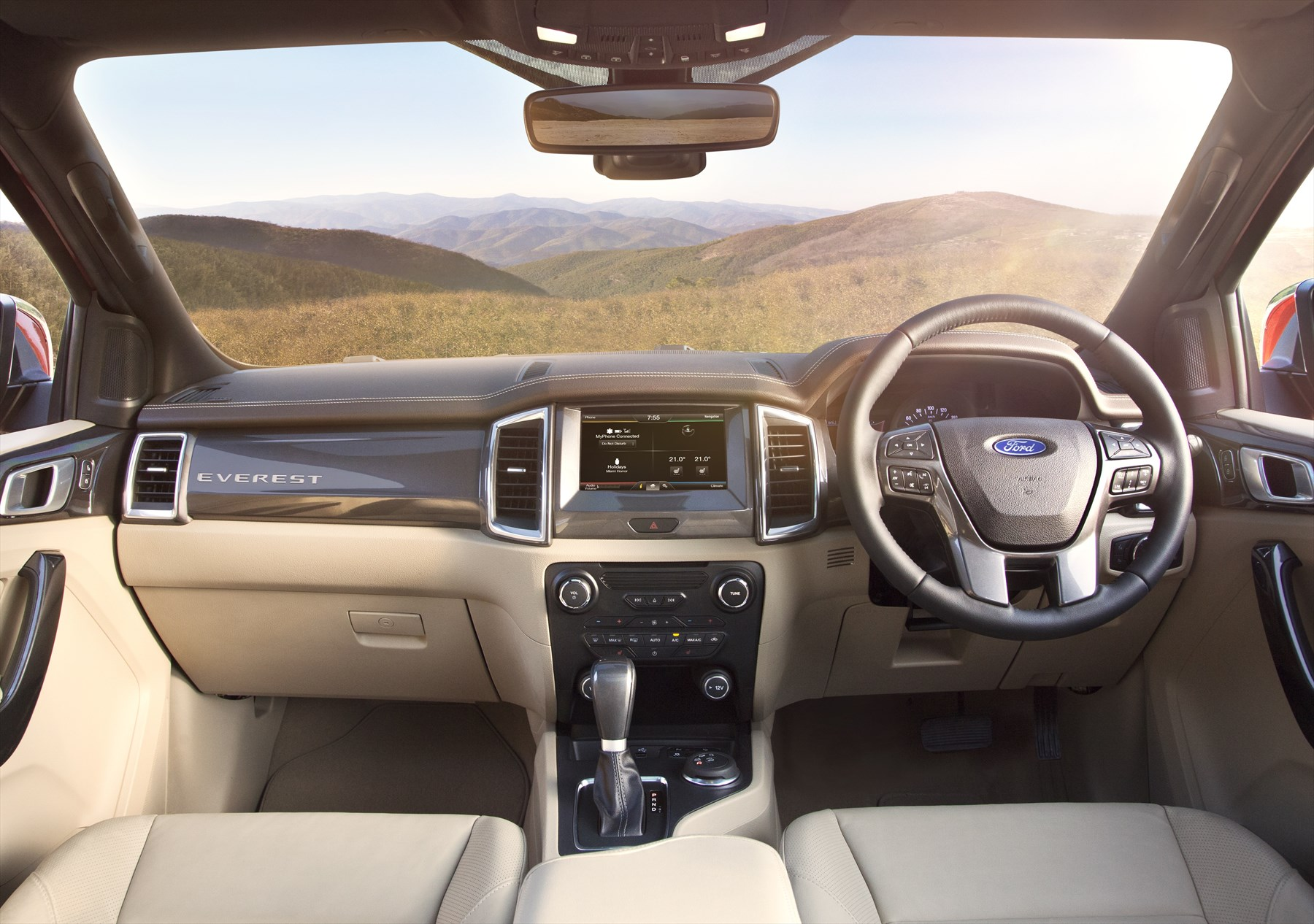 All New Ford Everest | Ford Nelspruit