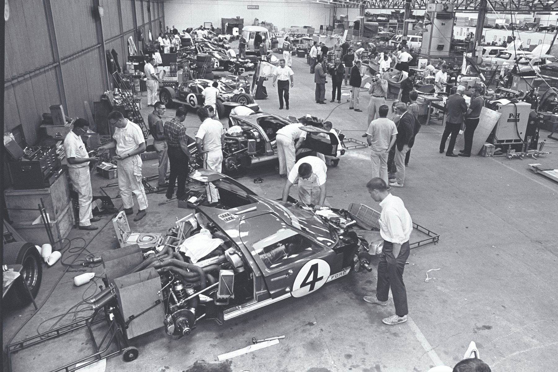 Remembering Le Mans Ford Nelspruit