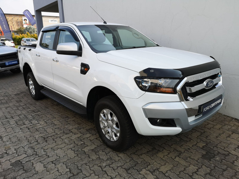 2017 Ford Ranger >> 2017 Ford Ranger 2 2tdci Xls Double Cab 4x4 Auto