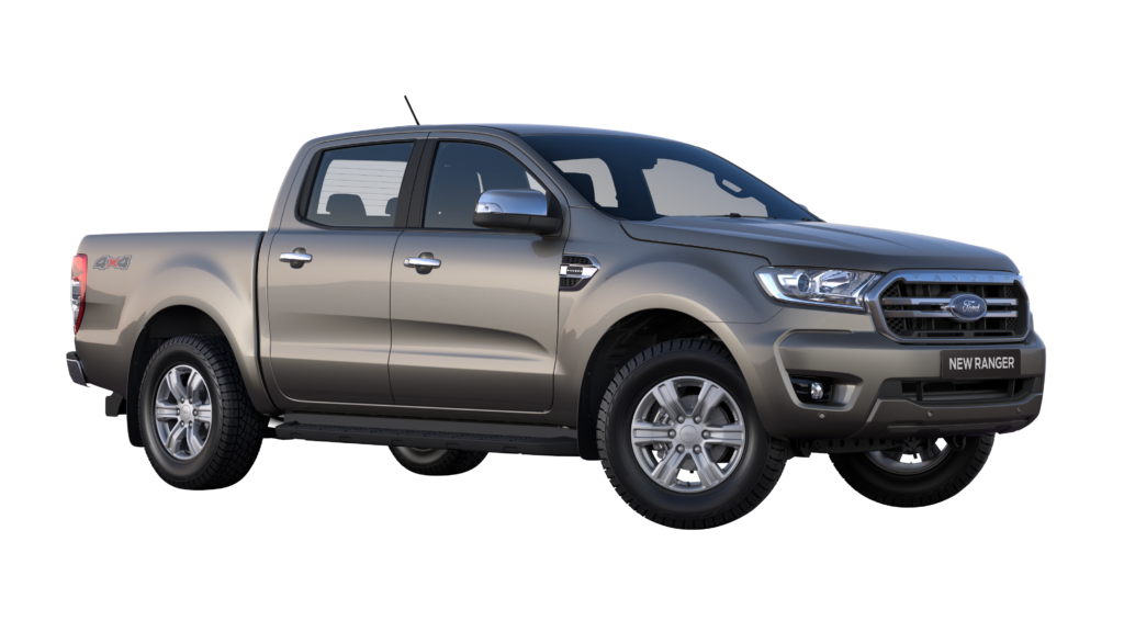 Mea South Africa RHD Black Plate Ford Ranger XLT Double Cab 2.0 Biturbo 4×4 Diffused Silver
