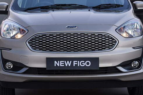 Figo Website Landing Page Grill front