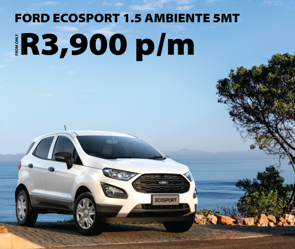 Ecosport campaign to website